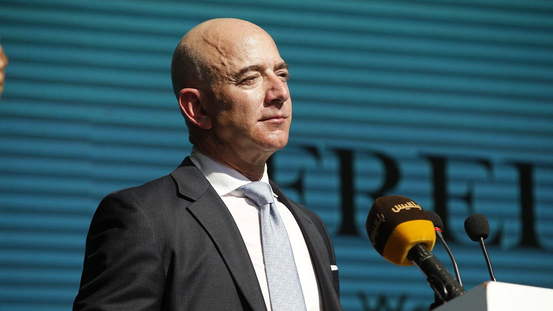 Jeff Bezos - Sputnik Türkiye, 1920, 07.07.2021