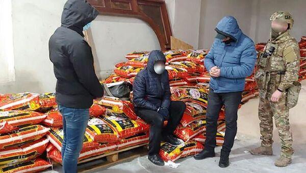 Ukrayna tarihinin en büyük uyuşturucu operasyonu: 4 Türk vatandaşı gözaltına alındı  - Sputnik Türkiye