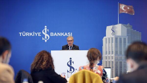 İş Bankası Genel Müdürü Adnan Bali - Sputnik Türkiye