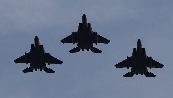 McDonnell Douglas F-15 Eagle - Sputnik Türkiye