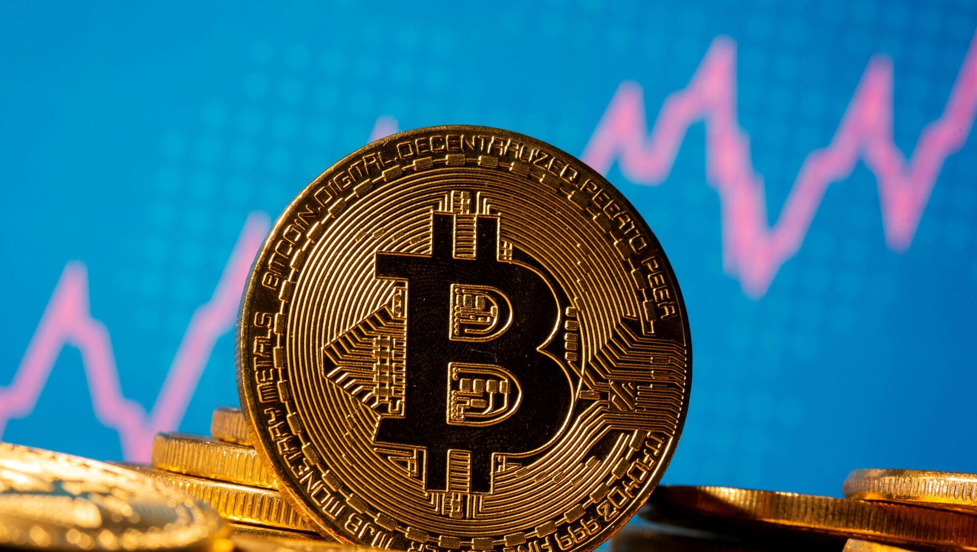 Bitcoin - Sputnik Türkiye, 1920, 22.03.2021