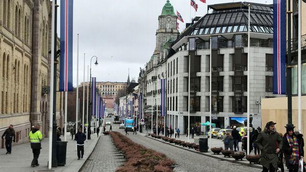 Norveç- Oslo - Sputnik Türkiye