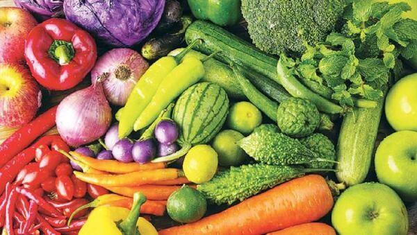 bitkisel gıda - Sputnik Türkiye