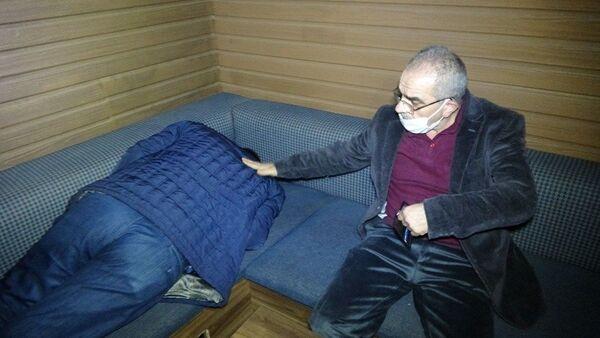 Eski Boksörler Derneği / Kumar Baskını - Sputnik Türkiye