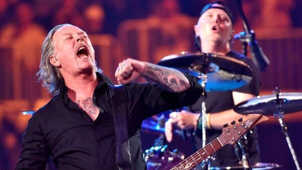 Metallica - Sputnik Türkiye