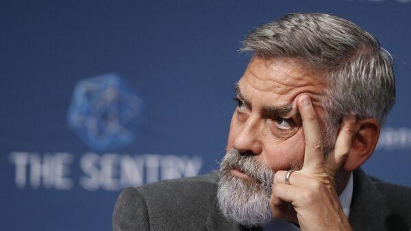 George Clooney - Sputnik Türkiye