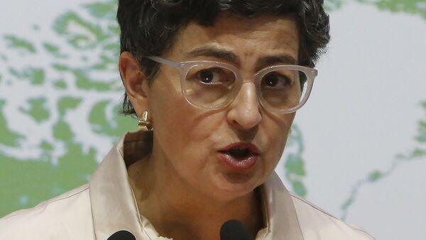 Arancha Gonzalez Laya - Sputnik Türkiye