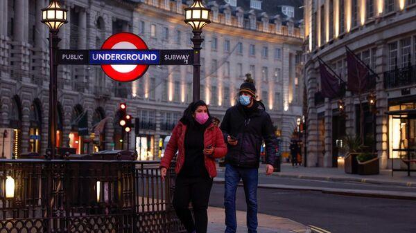 İngiltere - Londra - koronavirüs - Sputnik Türkiye
