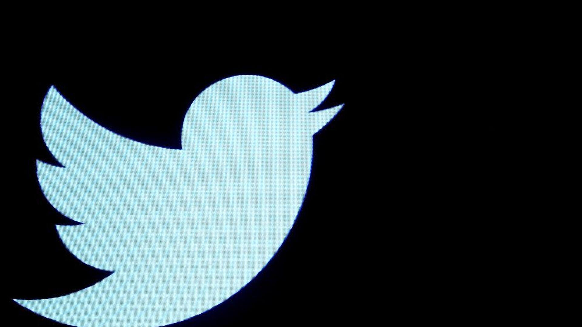 Twitter-logo - Sputnik Türkiye, 1920, 18.05.2021