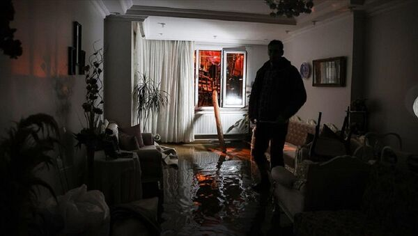 Su baskını - Sputnik Türkiye