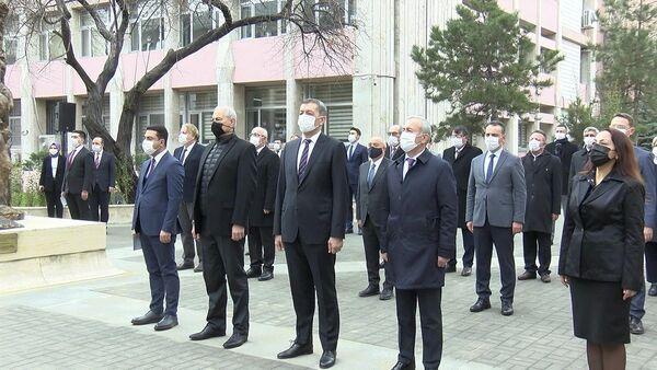 Ziya Selçuk, bayrak töreni - Sputnik Türkiye
