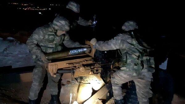 Eren Bülbül anısına 'Eren Operasyonları' başlatıldı - Sputnik Türkiye