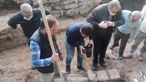 Sultan 1. Kılıçarslan'ın kayıp mezarı - Sputnik Türkiye