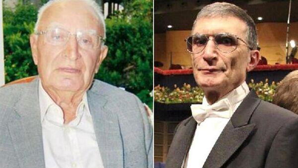 Kemal Sancar - Aziz Sancar - Sputnik Türkiye