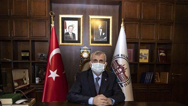 Cevdet Erdöl - Sputnik Türkiye
