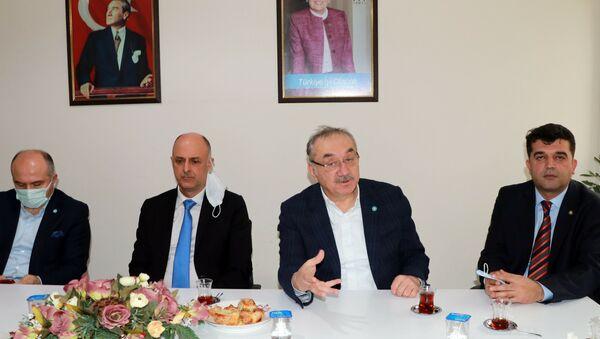 İYİ Parti Grup Başkanı İsmail Tatlıoğlu - Sputnik Türkiye