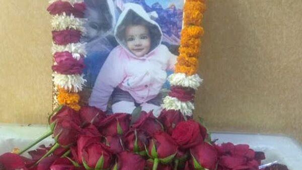 Hindistan'da terastan düşerek hayatını kaybeden 20 aylık bebek, ülkenin en genç organ bağışçısı olarak kayıtlara geçti. Bebeğin organları 5 kişiye hayat verdi. - Sputnik Türkiye