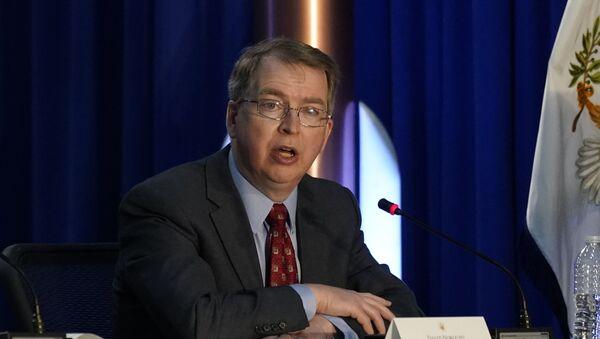 David Norquist - Sputnik Türkiye