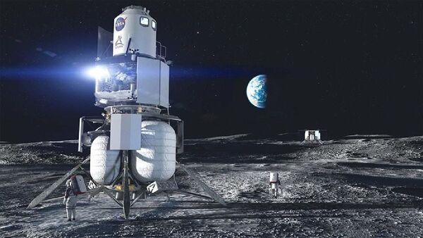 Blue Origin yörünge altı mekiğinin insansız test uçuşunu yaptı - Sputnik Türkiye