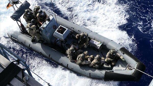 Rus Dışişleri'nden Rus kargo gemisinin AB'nin İrini Operasyonu sırasında aranmasına tepki - Sputnik Türkiye
