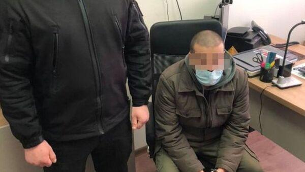 Interpol tarafından aranan bir Türk vatandaşının Ukrayna'nın Odesa kentinde yakalandığı bildirildi. - Sputnik Türkiye