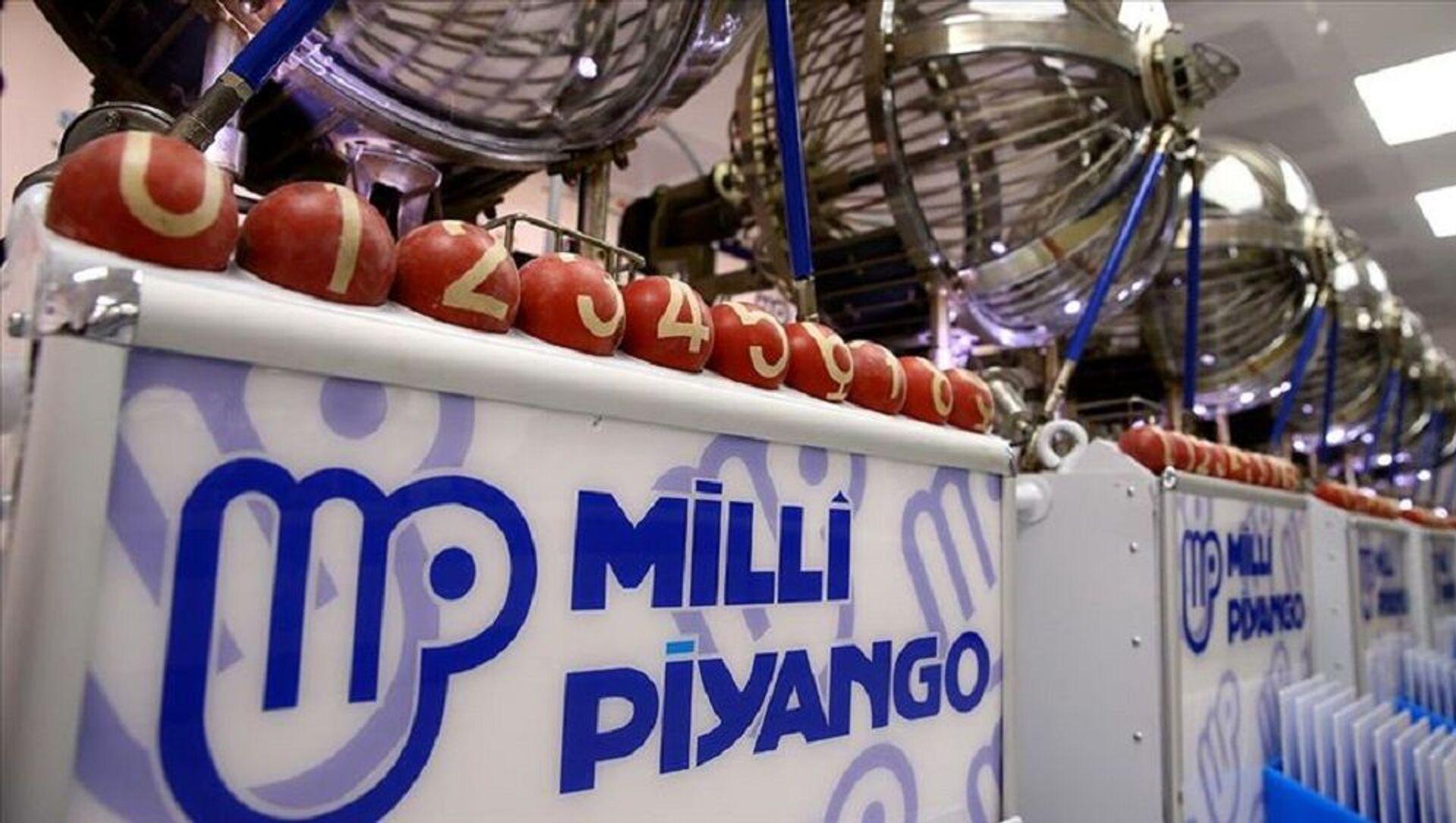 Milli Piyango - Sputnik Türkiye, 1920, 25.03.2021