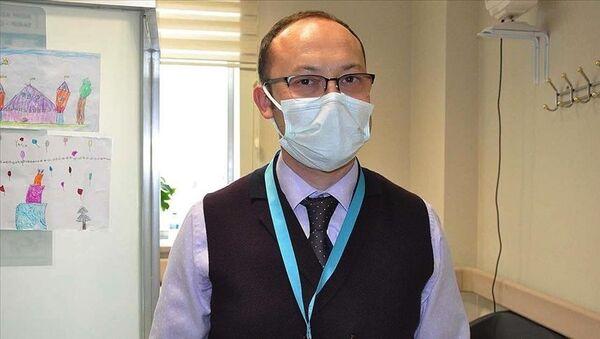Sorgun Devlet Hastanesi Başhekim Yardımcısı Uzman Dr. İbrahim Kayıtmazbatır - Sputnik Türkiye