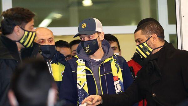 Mesut Özil - Fenerbahçe - Sputnik Türkiye