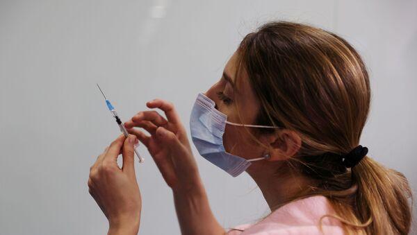 İsrail- Koronavirüs aşısı - Sputnik Türkiye