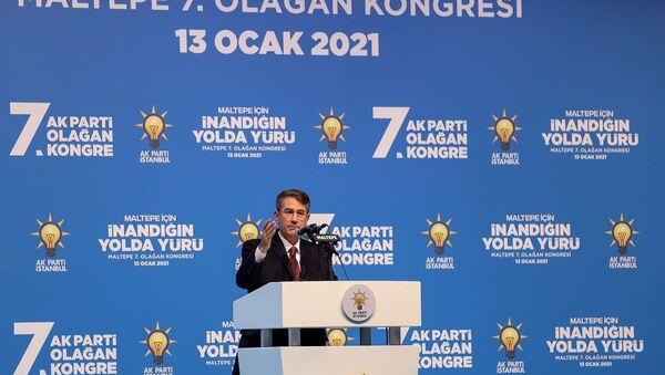 NurettinCanikli - Sputnik Türkiye