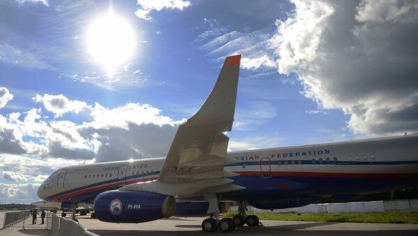 Tu-214ON - Sputnik Türkiye