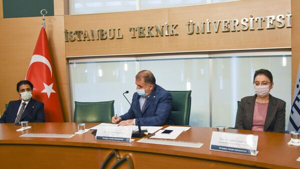 İstanbul Teknik Üniversitesi ile Katar Üniversitesi arasında mutabakat anlaşması imzalandı - Sputnik Türkiye