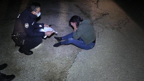 Adana'da kadına şiddet - Sputnik Türkiye