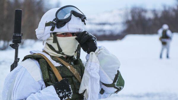 Rusya Kuzey Filosu, askeri tatbikat, Murmansk  - Sputnik Türkiye