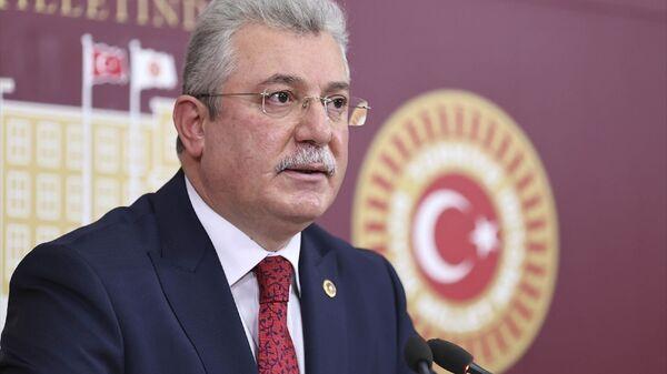 AK Parti Grup Başkanvekili Muhammet Emin Akbaşoğlu - Sputnik Türkiye
