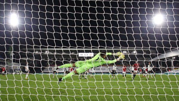 Manchester United - Fulham - Sputnik Türkiye