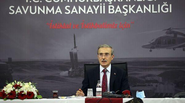 Cumhurbaşkanlığı Savunma Sanayii Başkanı İsmail Demir - Sputnik Türkiye