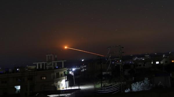 İsrail'den Suriye'ye saldırı - Sputnik Türkiye