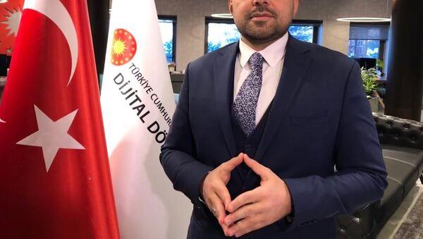 Cumhurbaşkanlığı Dijital Dönüşüm Ofisi Başkanı Dr. Ali Taha Koç - Sputnik Türkiye