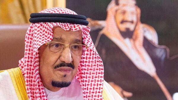 Kral Selman bin Abdulaziz - Sputnik Türkiye