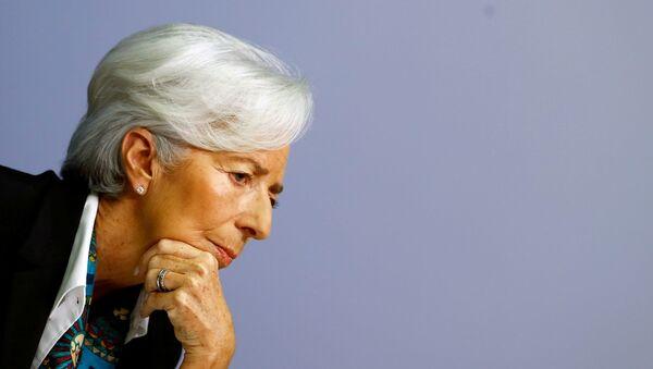 Christine Lagarde - Sputnik Türkiye