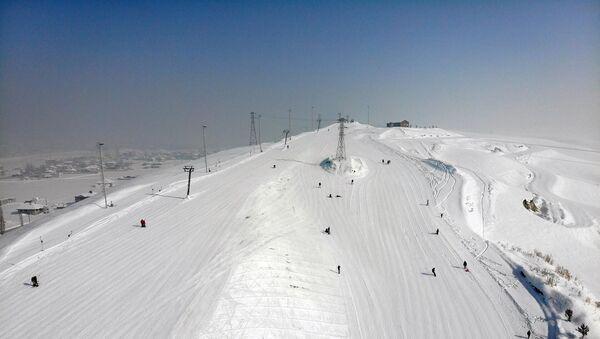 Kayak merkezi - Sputnik Türkiye