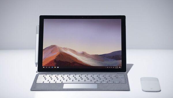Surface Pro 7 - Sputnik Türkiye