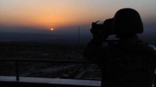 Suriye - Türkiye - sınır  - Sputnik Türkiye