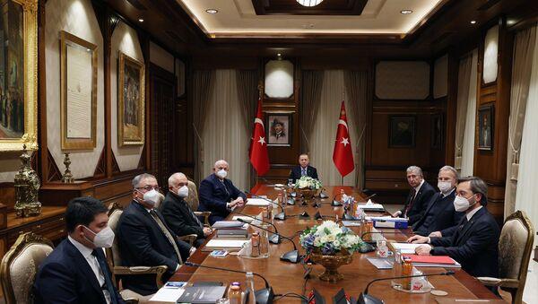 YİK toplantısı - Sputnik Türkiye
