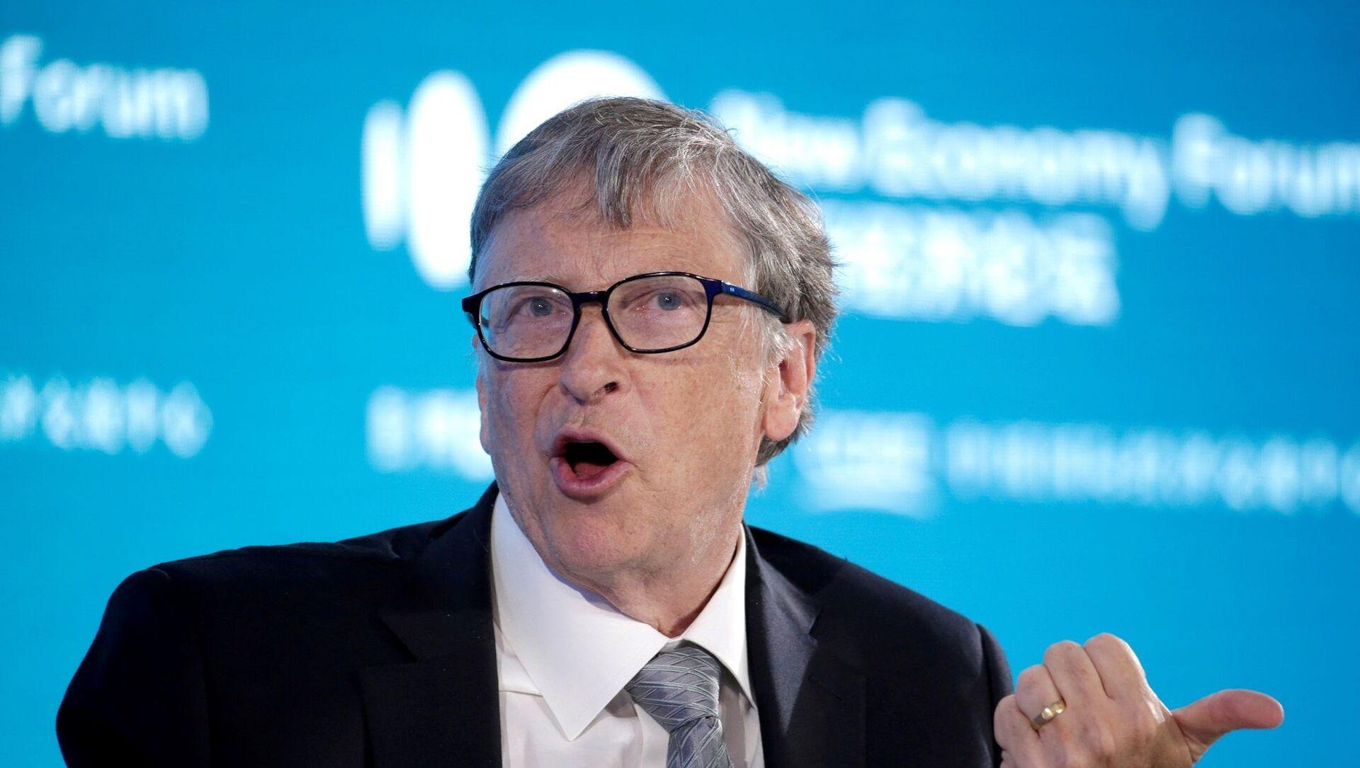 Bill Gates - Sputnik Türkiye, 1920, 28.07.2021