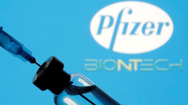 Pfizer - Biontech - koronavirüs aşısı - Sputnik Türkiye