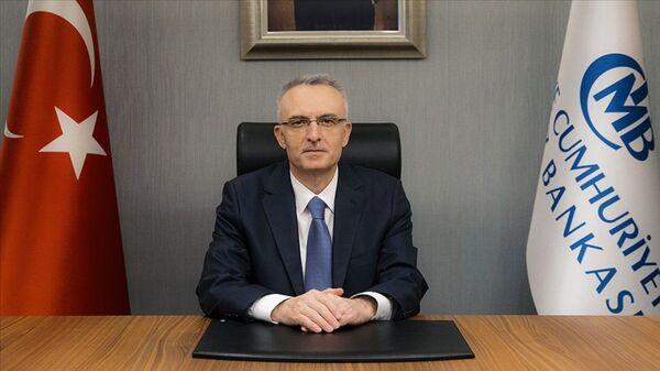 Naci Ağbal - Sputnik Türkiye