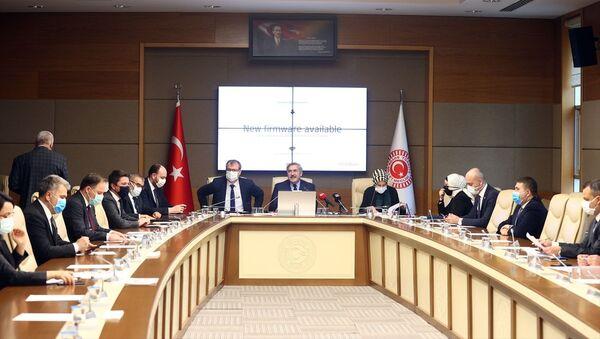 Dijital mecralar komisyonu - Sputnik Türkiye