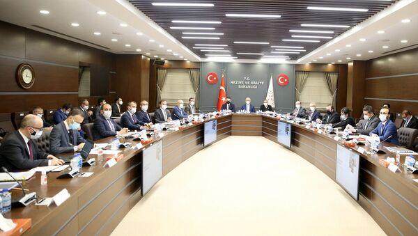 Hazine Maliye Bakanlığı - Gıda ve Tarımsal Ürün Piyasaları İzleme ve Değerlendirme Komitesi  - Sputnik Türkiye